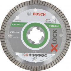 Teemantketas Bosch X-LOCK keraamikale