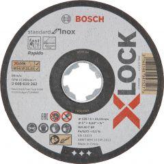 Lõikeketas Bosch X-LOCK inox