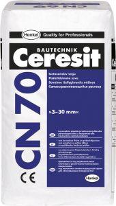 2 kotti Põrandasegu Ceresit CN70 3 - 30 mm 25 kg