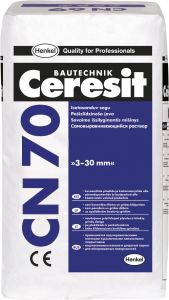 Põrandasegu Ceresit CN 70 25 kg