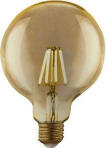 6 LED-lampi Globe