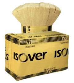 20 pakki Mineraalvill Isover KL37 100 mm, 4,92 m²