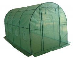 Kilekasvuhoone 8 m²