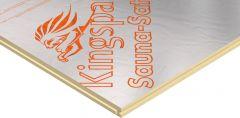 2 tk Isolatsiooniplaat Sauna-Satu, 30 x 600 x 1200 mm