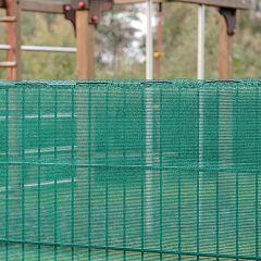 Varjutuskangas 1,5 x 5 m roheline