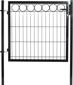 Värav 100 x 100 O-kaunistus