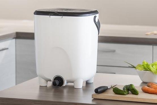 Bokashi - uue põlvkonna köögikomposter