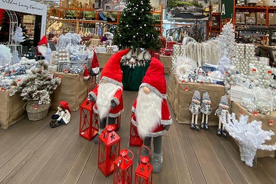 Ka jõulukaunistus võib olla eriline ja omanäoline